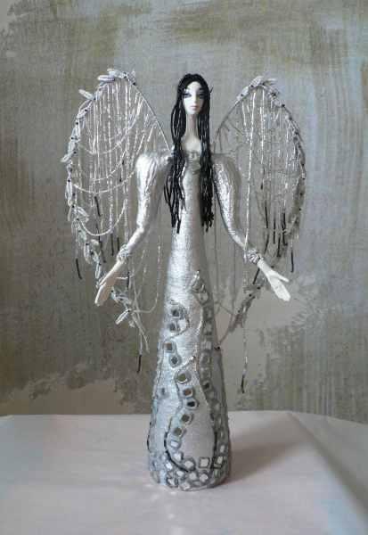 Ангел серебряного Дождя. (1)