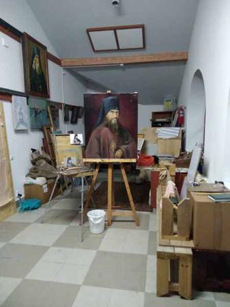 Портрет святителя Феофана Затворника (6)