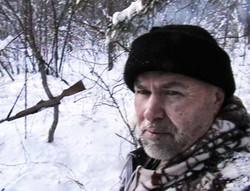 На охоте зимой