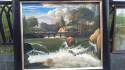 Река Олива 50х60 х.м. (2)