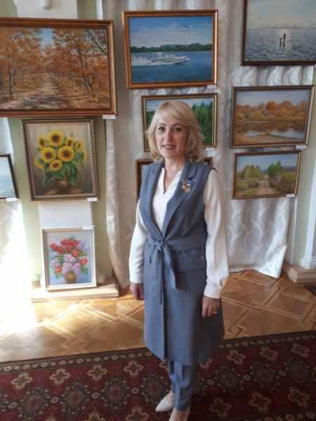 Медаль ТСХР за вклад в искусство