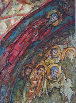 Триптих. Старый храм