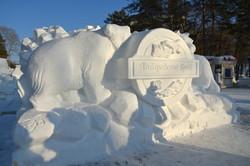 Конкурс снежных скульптур (7)