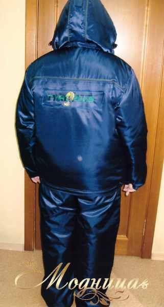 Комбинезон и куртка утепленные