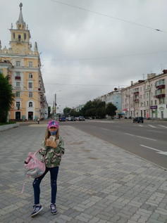 Комсомольск-на Амуре