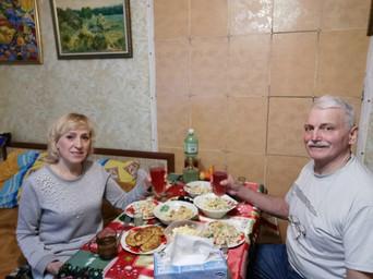Лилия и Алексей