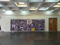 Баннер с фото выпускников ХГФ