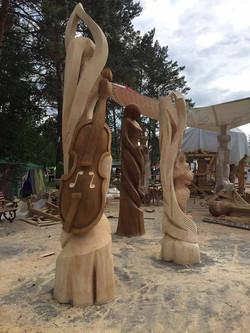 Фестиваль деревянной скульптуры (17)