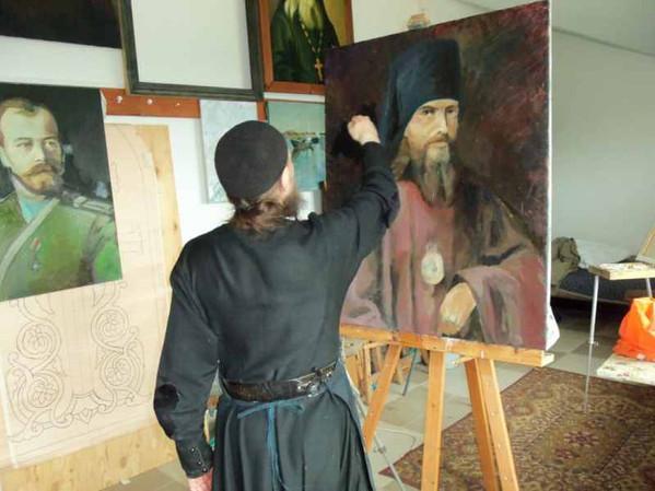 Портрет святителя Феофана Затворника (4)