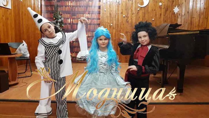 "ДМШ № 1.Мюзикл"" Буратино"""