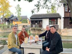 Встречи в Китае