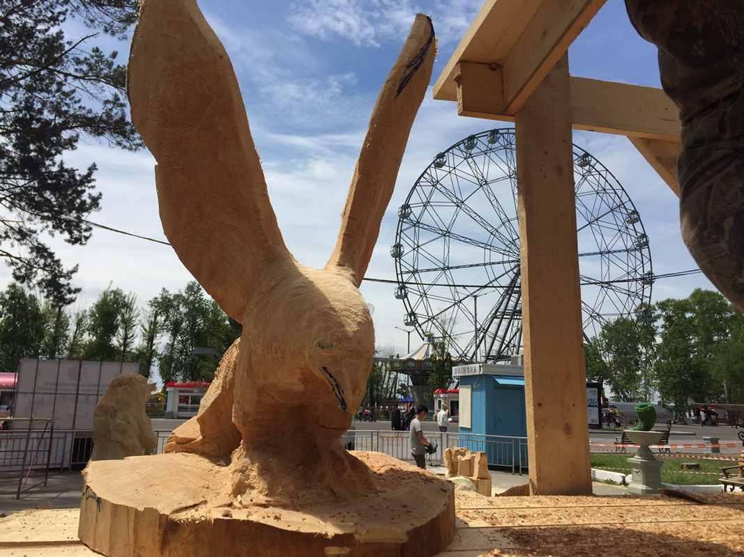 Фестиваль деревянной скульптуры (16)