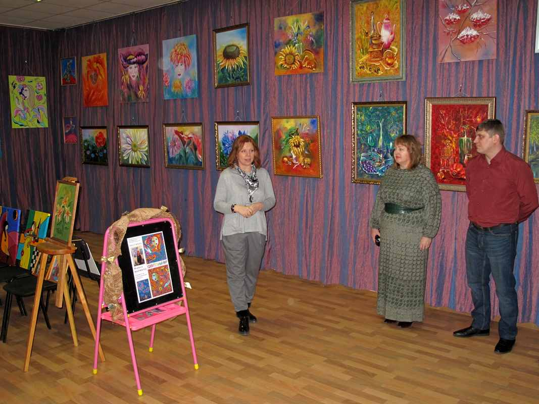 Выставка Мармило Марины (8)