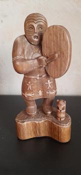 Статуэтка «Шаман», вид спереди