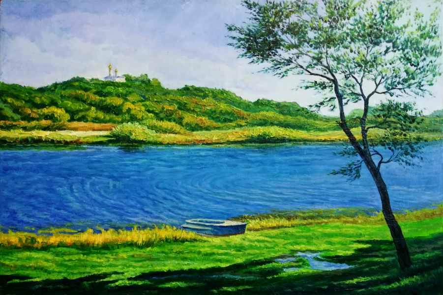 Сентябрь на реке Уссури