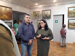 Вяземский. Открытие выставки  (3)