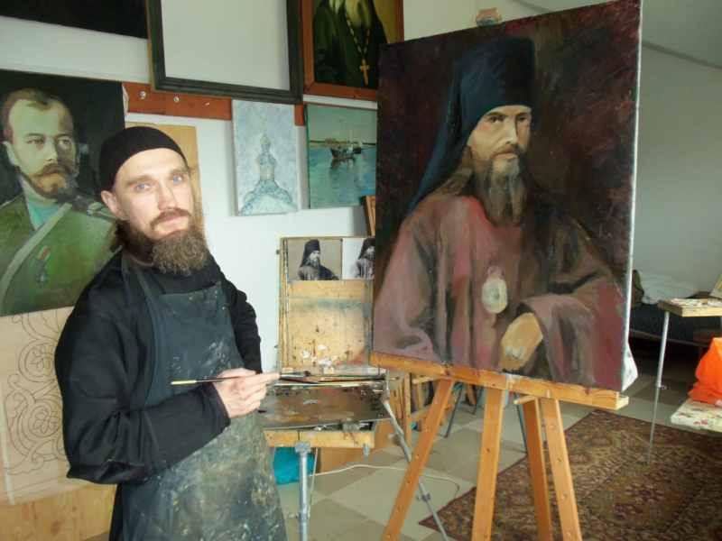 Портрет святителя Феофана Затворника (5)