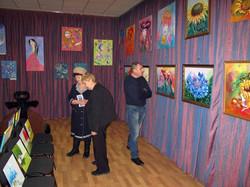 Выставка Мармило Марины (2)
