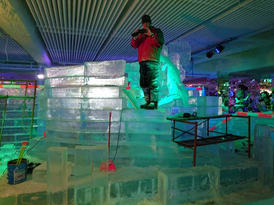 Ледовый конкурс в Китае (25)