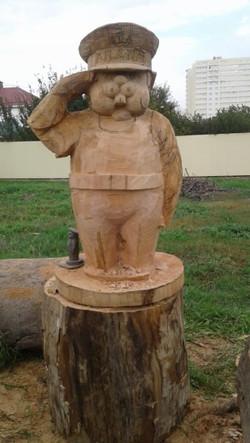 Этапы скульптуры