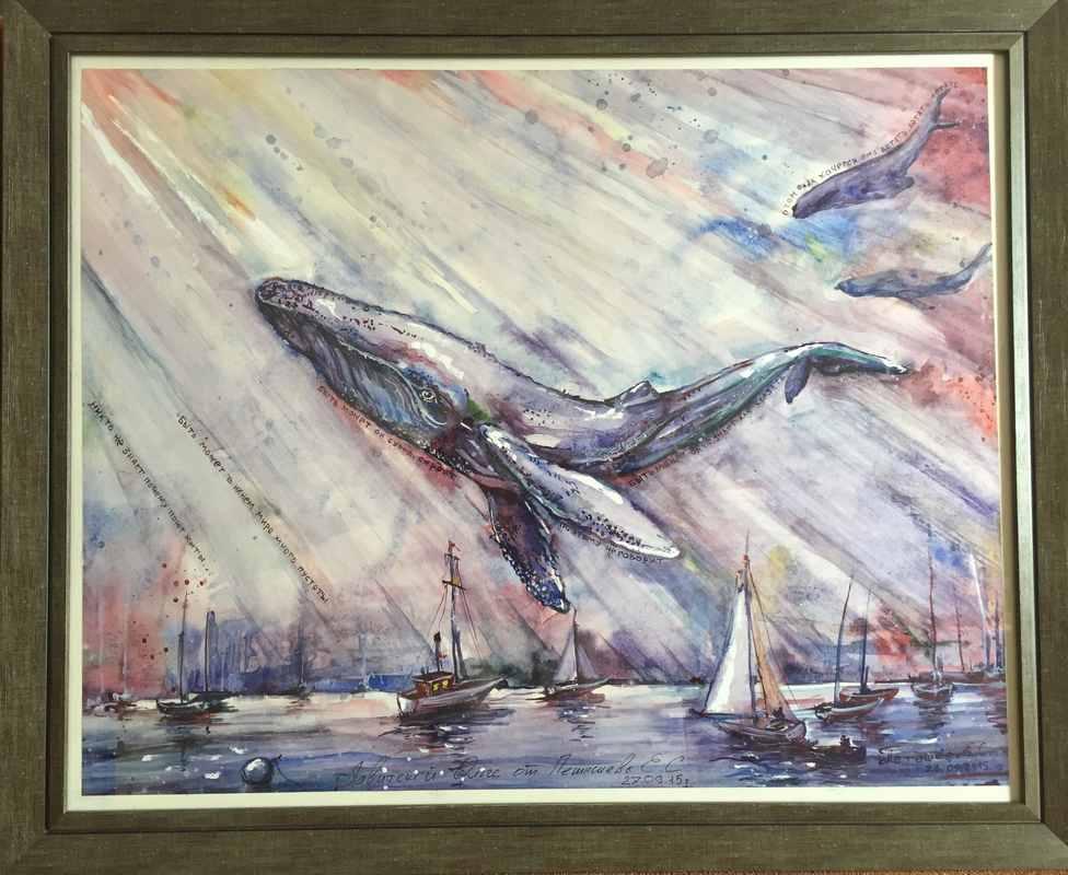 Никто не знает почему поют киты