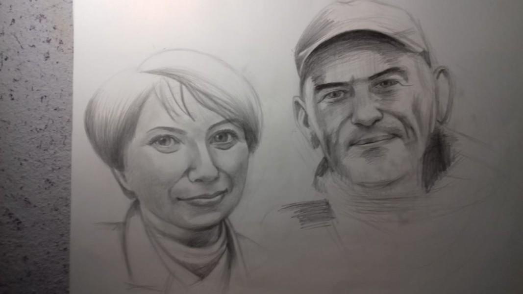 Заказные портреты