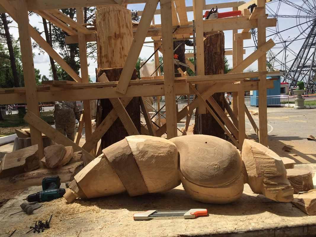 Фестиваль деревянной скульптуры (11)
