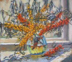 Осень на окне х.м. 2005