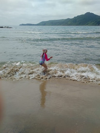 Пленэр на море