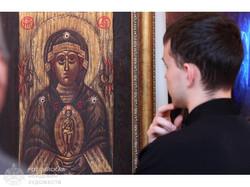 Выставка произведений Александра и Елены Тихомировых 4