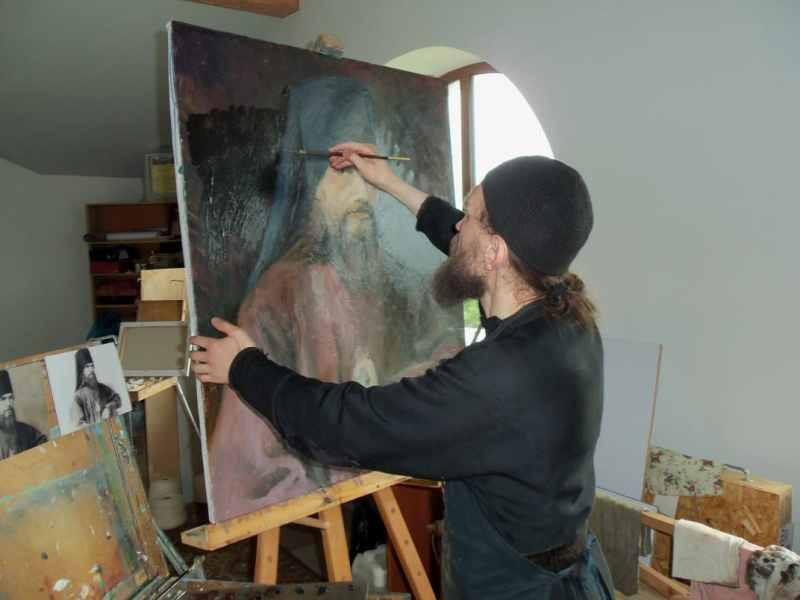 Портрет святителя Феофана Затворника (2)