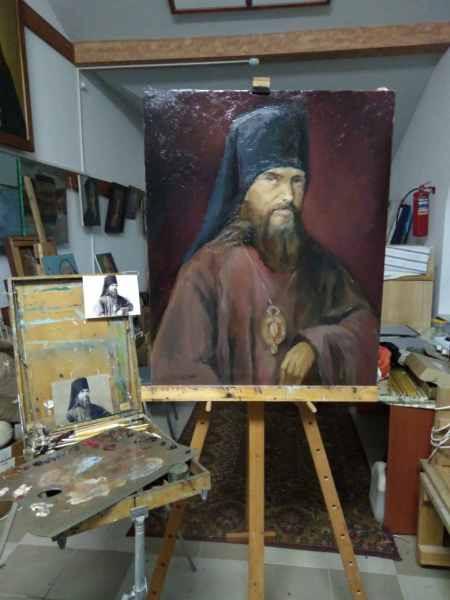 Портрет святителя Феофана Затворника (8)