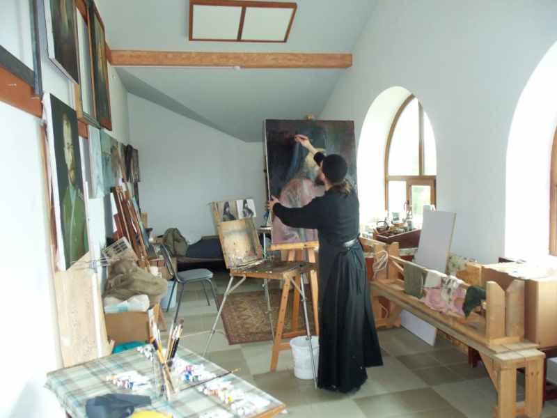 Портрет святителя Феофана Затворника (1)