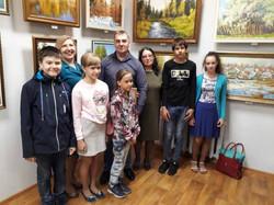 Вяземский. Открытие выставки  (1)