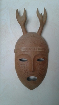 Маска шамана