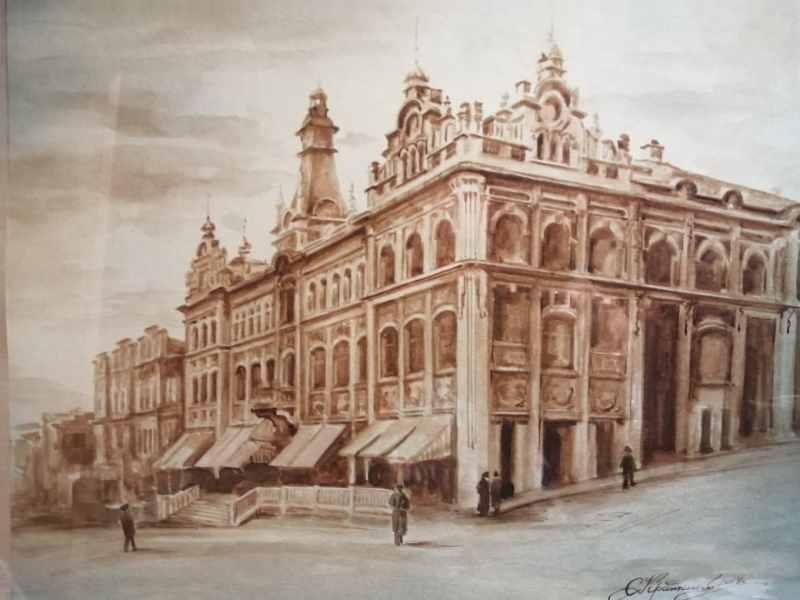 Торговый дом Кунст и Альбертс