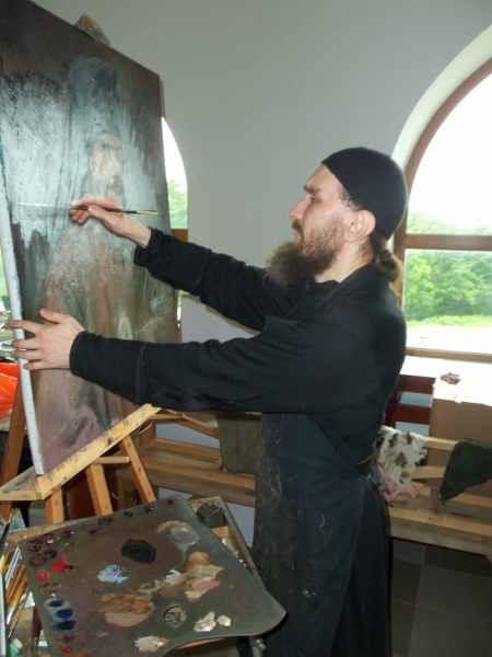 Портрет святителя Феофана Затворника (3)
