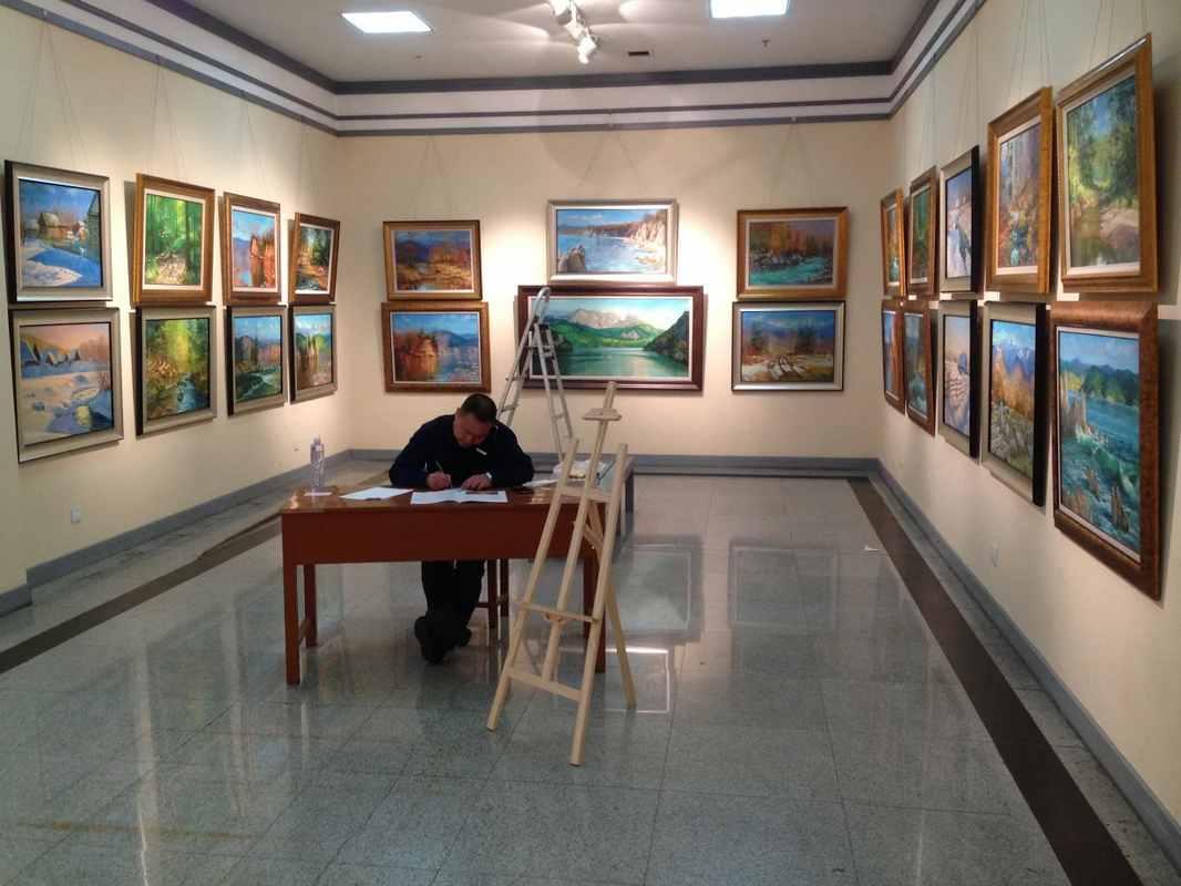 Выставка в Чанчжоу (14)