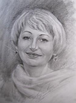 Людмила 40х30