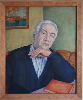 Портрет С.С. Тонконога