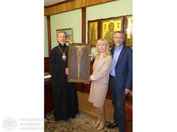 Выставка произведений Александра и Елены Тихомировых 8