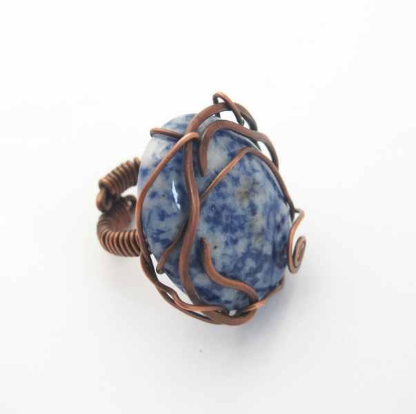 Перстень с содалитом (2)