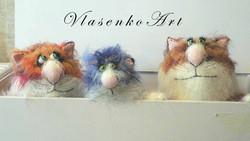 Котики. Вязание