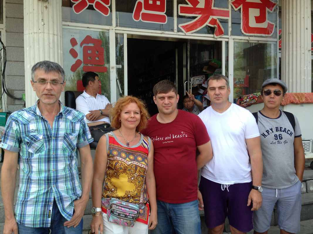 Поездка в Тунцзян (6)