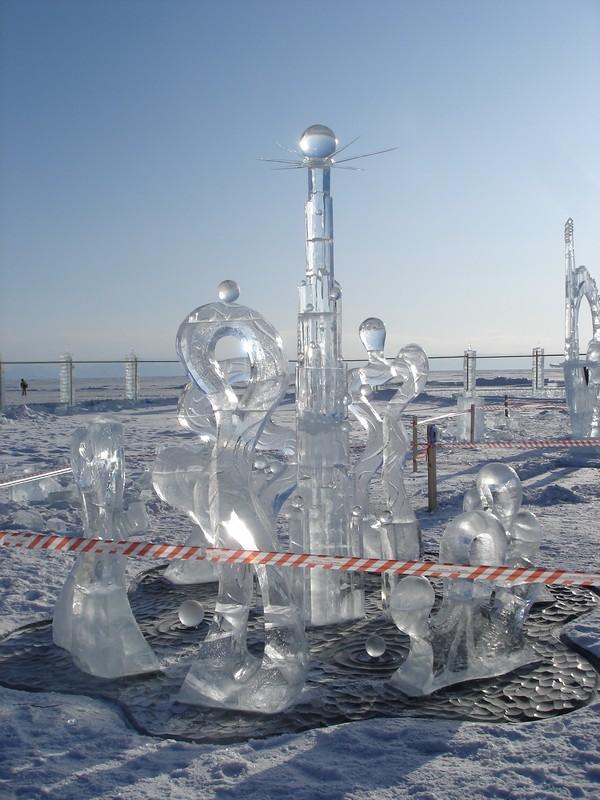 Жемчужина Байкала  , Хрустальная нерпа 2010 п.Листвянка