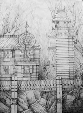 """Попова Е. """"К истокам. В поиске архитектурной идилии"""""""