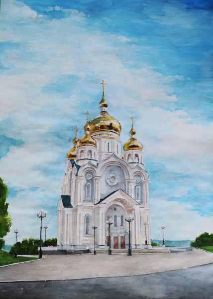 "Карпова Т. ""Спасо-Прображенский собор"""