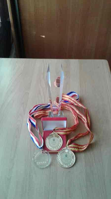 Медали-Харбин