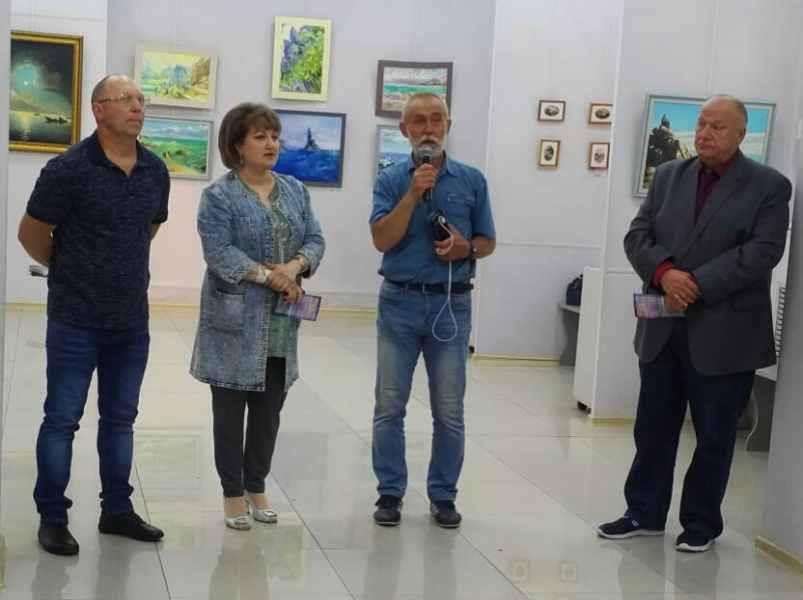 Выставка в Находке
