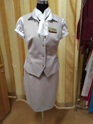 Одежда для администраторов